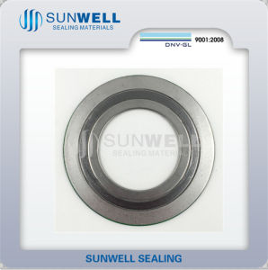 Gasket Big Size Spiral Wound Gaskets (SUNWELL) pictures & photos