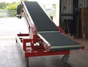 Telescopic Belt Conveyor pictures & photos