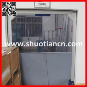 Soft PVC Double Wing Doors (ST-005) pictures & photos
