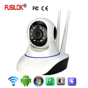 Wireless IP Camera HD 1.0MP 720p IR Color WiFi P2p CCTV Network Security Camera