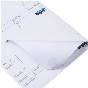 Shipping Label Half Sheets Self Adhesive Packing Label pictures & photos