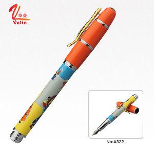 Luxury Metal Pen Logo Customized Metal Fountain Pen on Sell pictures & photos