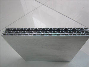 Corrugated Aluminum Core Panels pictures & photos