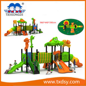 Used Amusement Park Outdoor Playground Equipment pictures & photos