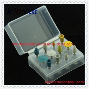 Rubber Composite Polishing Dental Kit of Dental Handpiece pictures & photos