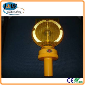 Road Safety Solar LED Warning Light/LED Warning Lamp pictures & photos