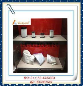 Cement Kiln Inlet Non Alkali Fiberglass Filter Cloth Filter Bag pictures & photos