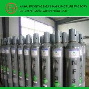 China High Purity Nitrogen Trifluoride Gas Cylinder NF3 - China ...