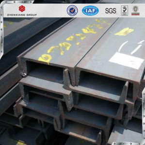 Q235, Ss400 Hot Rolled Channel Steel pictures & photos