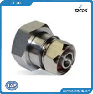 DIN 7/16 Male to N Male RF Coaxial Adapter pictures & photos