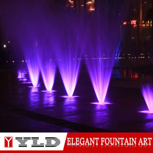 Quality Ensure Music System Control Decorative Fountain Design