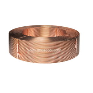 Lwc Level Wound Coil Copper Tube pictures & photos
