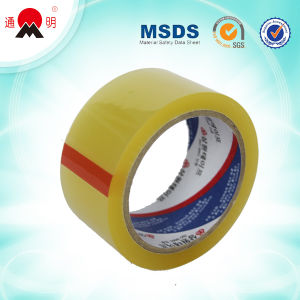 Clear Acrylic BOPP Adhesive Sealing Tape pictures & photos