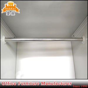 China Manufature Steel Filing Cabinet/Metal Clothes Wardrobe pictures & photos
