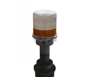 500m Visual Range Solar Traffic Cone Lamp (DH-TC-SL1) pictures & photos