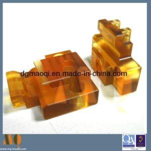 Custom Acrylic Parts CNC Machining (MQ667) pictures & photos