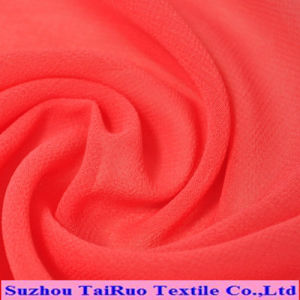 New Design Polyester Chiffon Dying for Garment Textile pictures & photos