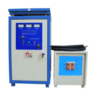 Heating Speed High Frequency Induction Heating Treatment Power Supply pictures & photos