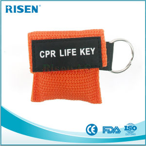 Pocket Breathing CPR Mask (RS-C01) pictures & photos