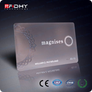 13.56MHz Ntag/ Ultralight C/ M1 Classic Proximity Smart RFID Card pictures & photos