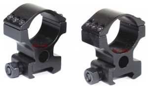 Tac Vector Optics 30mm Tactical High Picatinny Mount Rings pictures & photos