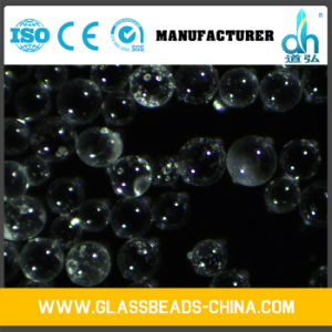 Specific Gravity 2.4-2.6 G / Cc 3mm Glass Beads Round pictures & photos