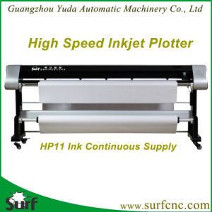 Gerber CAD Garment Plotter for Cloth Paper Mark