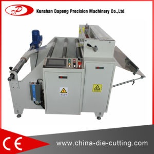 Rubber Roll Synthetic Materials Sheet Cutting Machine (DP-600) pictures & photos