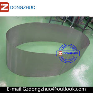 Stainless Steel Conveyor Belt for Food Processor