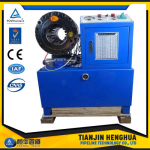 Wholesale Ce Finn Power Hydraulic Electric Hose Crimping Machine for Sale! pictures & photos