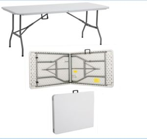 Light Weight Outdoor Half-Folding Table pictures & photos