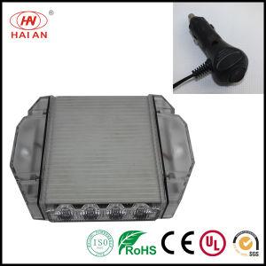 Ambulance Portable Head LED Warning Light Beacon/12V Strobe LED Mini Lightbar Caution Beacon pictures & photos