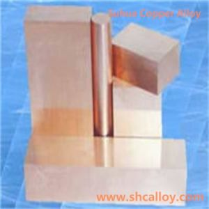 Cobalt Beryllium Copper Alloy Uns C17500 pictures & photos