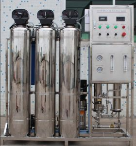 Industrial 500L/H Ss RO System Mineral Water Treatment Machine pictures & photos