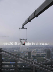 Jib Can Lift Facade Access Equipment Bmu pictures & photos