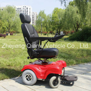 2016 New Arrival Electric Wheelchair for Disabled and Elderly Xgf-105fl pictures & photos