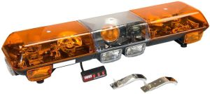 Halogen Lightbar with Speaker