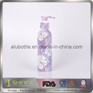 100ml Brushed Aluminieu Spray Bottles for Essential Oils and Alcohol