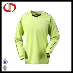 Custom Design Soccer Uniform Shirts Goalkeeper Jersey pictures & photos