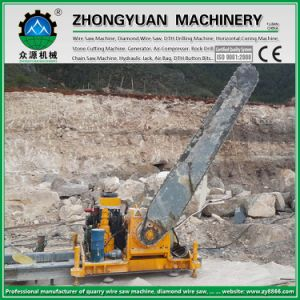 Chain Saw Machine for Marble Stone Cutting Machine