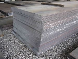 Q275c Carbon Structural and Low Alloyed Steel Plates/Wide Plate/ Hot Rolled Steel Plate pictures & photos