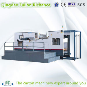 Cheap Automatic Cardboard Box Making Machine Price in China pictures & photos