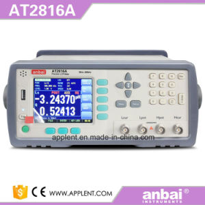 Applent Hot Sale High Precision Lcr Meter (AT2816A) pictures & photos