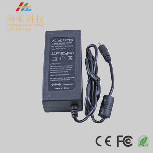 DC12V/24V 48W Desk Top Switching Adapter LED Driver pictures & photos