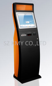 Cash Payment Terminal Customized Payment Kiosk Machine pictures & photos