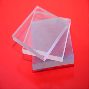 Factory Price 25mm Thick Colored Plastic Extrude Polycarbonate Sheet