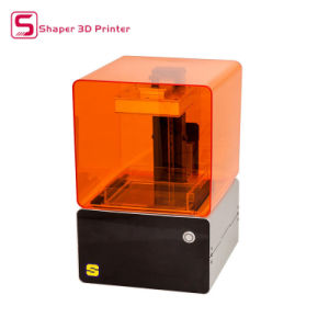 China Desktop RP Resin 3D Printer SLA