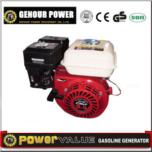 Power Value Petrol 6.5HP Gasoline Engine pictures & photos