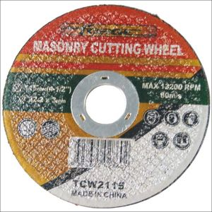 Power Tools Accessories Masonry Cutting Wheel DIY OEM pictures & photos