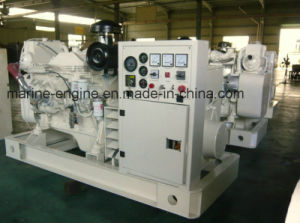480kw/600kVA Chinese Zichai Diesel Marine Genset with Z8170zld-6 Engine pictures & photos
